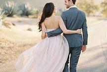 Foto's huwelijksdag