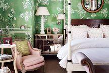 Beautiful Rooms / by Meredith Monrad