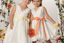 Flower Girl Dresses / by Voncierge