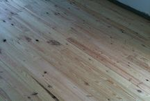 Il nido prende forma / home decor,  diy,  french country home, shabby wooden floor