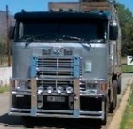 South Africa Trucker trucking / by Lance Ringler