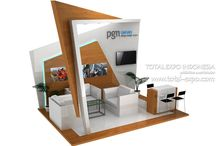 Expo stand