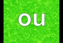 Digibord lessen rondom letters