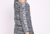 Свитер с открытыми плечами / sweater with open shoulders