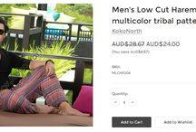 Buy Best Harem Pants for Mens Online in Canada