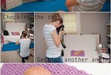 Newborn photography tutorials