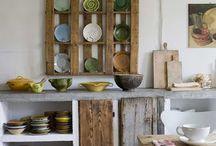 Repurposing - Pallets / by Alison Mock