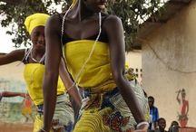 Afrikai Divat