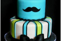 Mustache baby shower / by Theresa Lounsbury