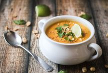 recepten / recipes soup