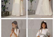 Vestits de comunió