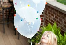 Balloons / Balloon decor ideas