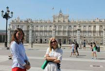 cursos de español - Visita guiada por madrid / Una visita guiada por Madrid, para los estudiantes de español.