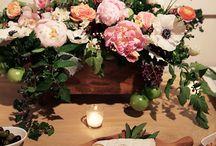 flower arrangements / by Kath