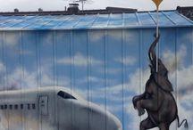 Bronx Street Art Tours / Art