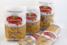 Our Products - Pastas (Classic, Whole Wheat, Organic, Pasta Nests) / by Colavita Extra Virgin Olive Oil