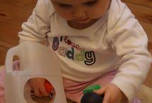 Baby toddler sensory ideas