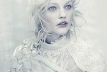 Sublime pureté... / Blancheur immaculée...white