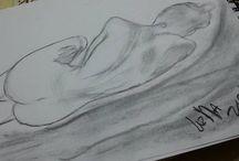Dibujos, trazos...