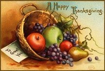 Holiday: Give Thanks / by Teresa Nelson