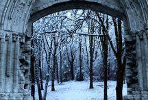 Bruiloft - winter
