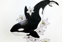 My likes Tattoo / I want one someday.. or maybe more? a friesian and a orca... maybe. someday...