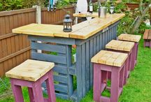 Pallet Ideas / by Sabra York