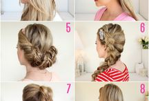 Wedding Hair and Make Up Ideas