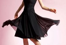 Little Black Dress / Looking for the perfect dress for awards banquets.