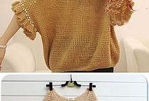 Одежда. Вязание