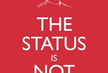 The status is not quo / Dr. Horrible's Sing-A-Long blog.