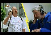 Senioren und Handy