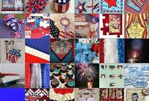 Memorial Day/4th of July Crafts & Goodies! / by Judy Eley Linn