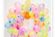 bday party ideas / by Jill Werner Kreutzer
