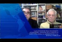 """DIRETTE VIDEO SULLA """"SOAVE AMMINISTRAZIONE DI SOSTEGNO"""""""