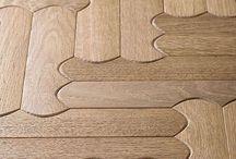 Floor inlays