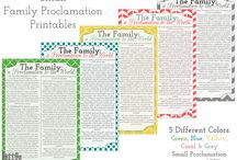 lds printables. / by Emerald Pulotu