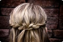 Hair ideas and girly things! / by Dayna Greeson
