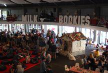 Milk+Bookies Events