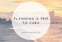 Travel | Cuba
