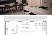Maison et plan