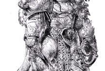 Warhammer40k Art