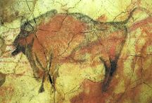 Arte rupestre. / Imágenes relacionadas con arte rupestre.