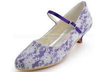 Свадебная обувь / by Topwedding