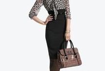 Fashion - My Style / by Jennifer Lewellen