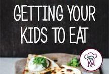 Lunch & Dinner Ideas (toddler)