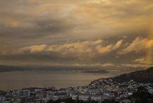 New Zealand Capital (Wellington) timelapse
