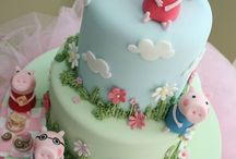 Peppa pig bday party / Fotini's 2nd birthday!!!