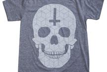 skull t shirts
