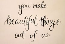 Quotes / by Lauren Miley
